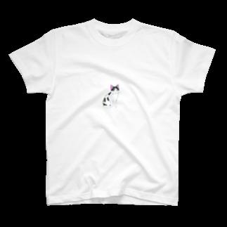 りお(rio)のだるめ T-shirts