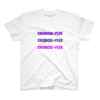 CHEMICAL+PLUS T-shirts