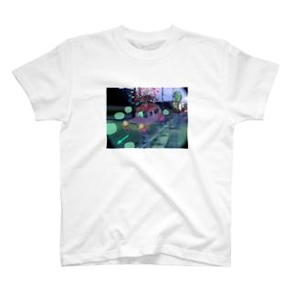 マイカードライブ T-shirts