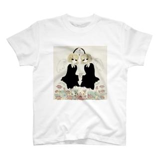 ひとでなし T-shirts