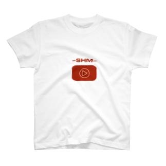 SHM 新ロゴ アイテムズ T-shirts