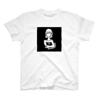 どこどこおっぱい T-shirts