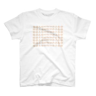 まわりいぬクレイジー Tシャツ