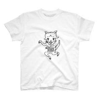 やまねこさん T-shirts