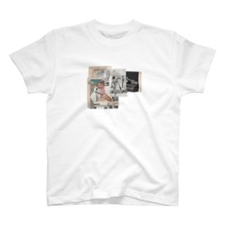 cut the hard boiled T-shirts