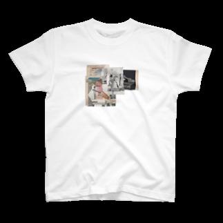 Gotandaのcut the hard boiled T-shirts