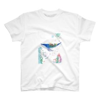 鴉屋    絵本グッズ2 T-shirts