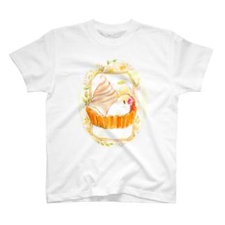 『クリーム・ド・タルト・ブンチョ』 T-shirts