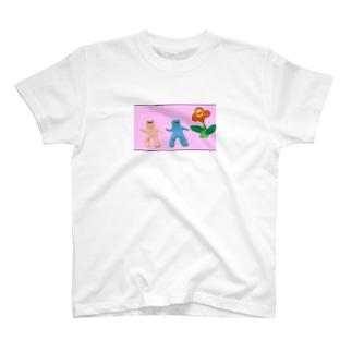 ブルーマン T-shirts
