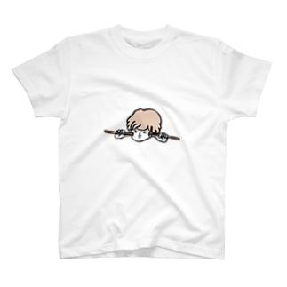 スティックくん T-shirts