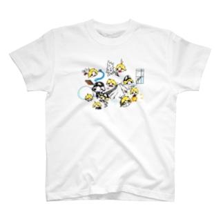 ハルくん(仮)のハルTV名動画再現集 T-shirts