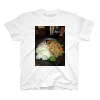 2回目のまかない T-shirts