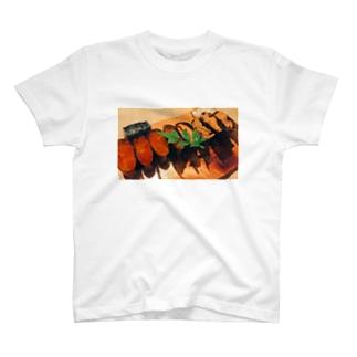 うにといくら T-shirts