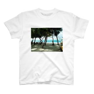 モルディブ T-shirts