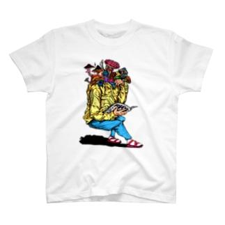 キノコ料理 T-shirts