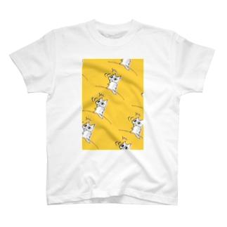 ねこすけ アレンジ Tシャツ