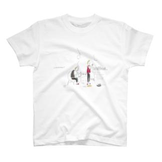 COMFORTABLE? Tシャツ