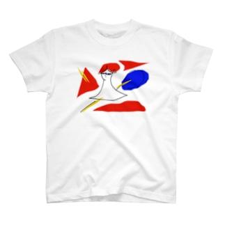 まつげのひと T-shirts