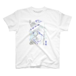 一文字お題 【凛】 T-shirts