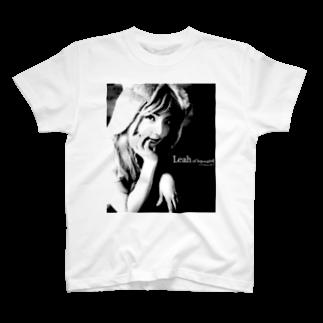 ヨシダサーカスのヨシダサーカス・リア・ハーフトーン T-shirts