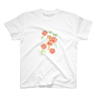 あかいろむすめ。 T-shirts