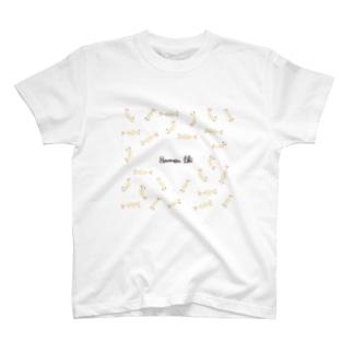 ほうねんえび T-shirts