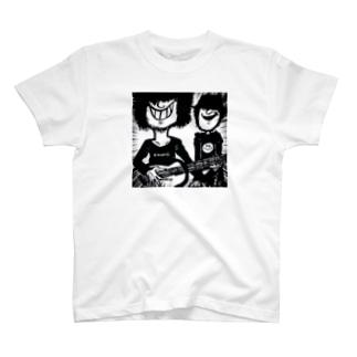 素通り出来ない心に響く弾き語り T-shirts
