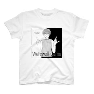 人狼ゲーム・ジャッジ T-shirts