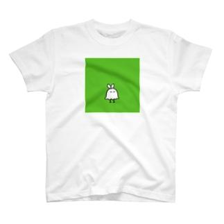 ムッとする T-shirts