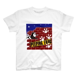 Peeping Frog T-shirts