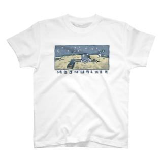 MOON WALKER T-shirts