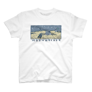 利便性のMOON WALKER T-shirts