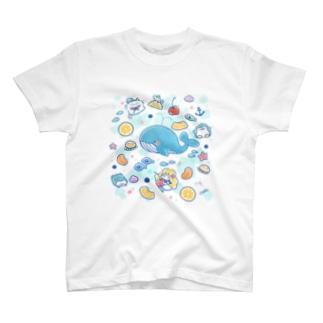 海のフルーツサイダー T-shirts