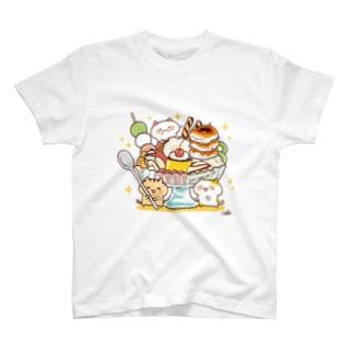 ジャンボパフェ T-shirts
