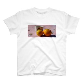 本州北限 風布地区 みかんアイテム T-shirts