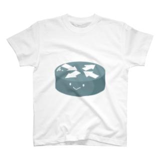ルーターちゃん T-shirts