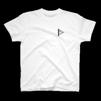 ブックアーマーの Blood Of the Flag T-shirts