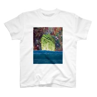 レタスウェイブ! T-shirts