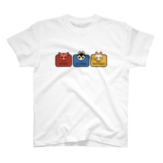 ■つくもガールズ■ T-shirts
