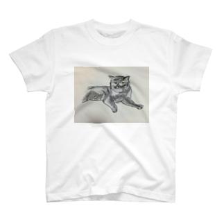 町猫 T-shirts