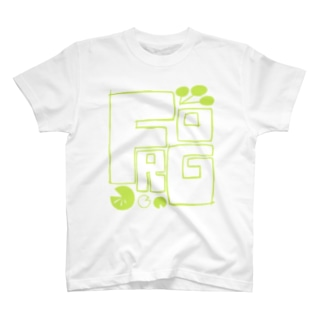 FROG(淡色) T-shirts