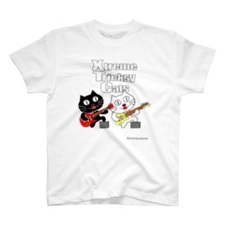 ネコ兄弟 tXTC_56 T-shirts