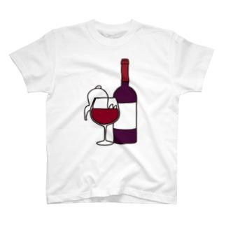 ワイン T-Shirt