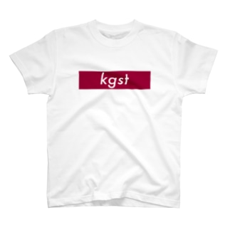 kgst #002 (box logo) T-shirts