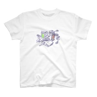 喫茶 T-shirts