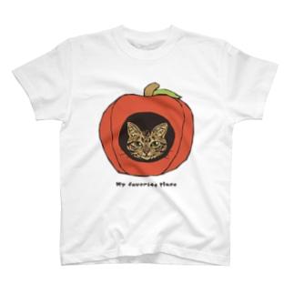 りいち in りんご T-shirts