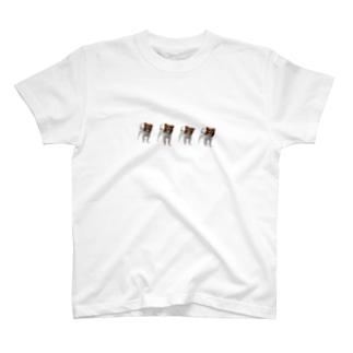 キーチ君 4 T-shirts