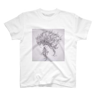 螺旋 T-shirts