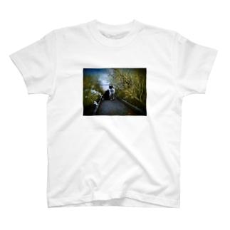 猫のガブくん T-shirts
