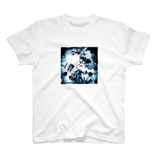 蒼の向日葵 T-shirts